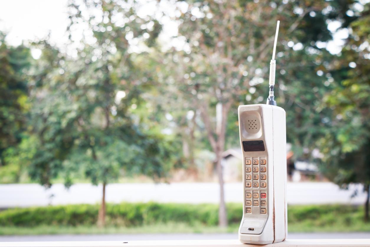 Du har byttet ut din telefon fra 80-tallet, ikke sant?